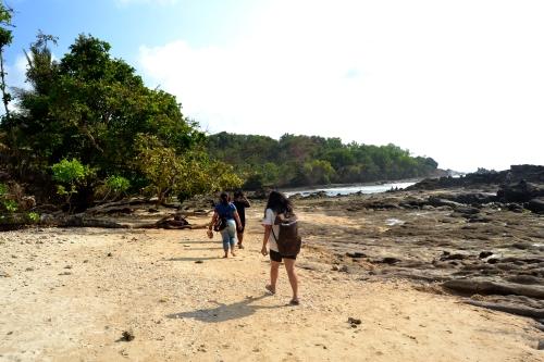 Pantai Wediombo, Gunungkidul.